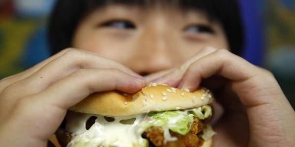 junk food adolescent