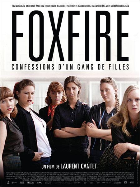 foxfire affiche