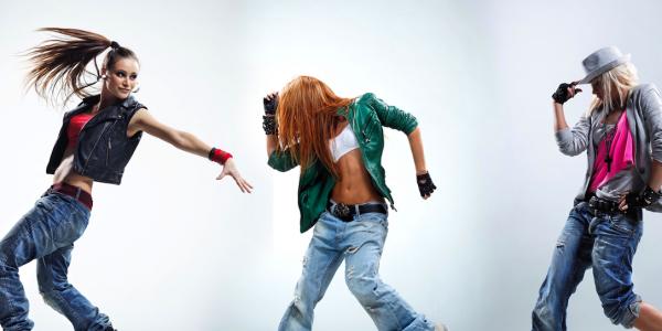 adolescent danse hip hop