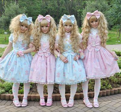 sweet_lolita Japon