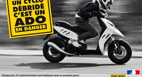 scooter adolescent sécurité