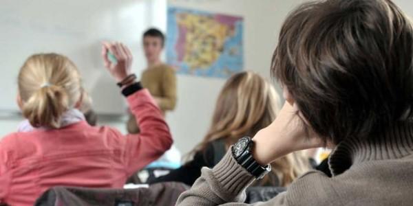élèves pression examen